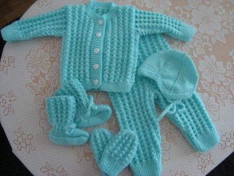 Neuleohjeita vauvalle novita