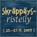 Skrppysristeily 25.-27.9.2009