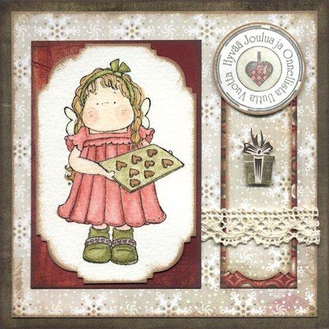 Hyvää Joulua ja Onnellista Uutta Vuotta