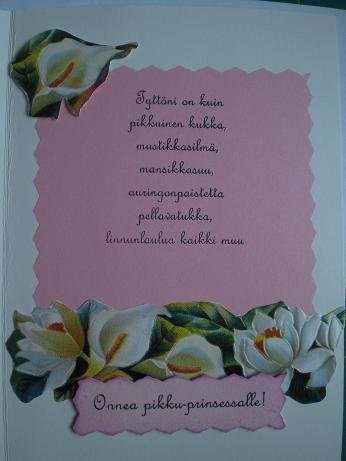 hyvää ystävänpäivää runo Rovaniemi