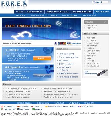 Kuvakaappaus liveforrexclub.com 19.03.2009